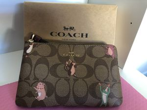 New Coach Wristlet for Sale in Federal Way, WA