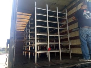 Metal storage rack for Sale in Hayward, CA