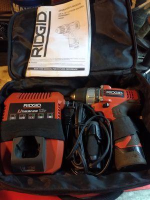 Ridgid Drill for Sale in HUNTINGTN STA, NY