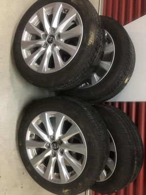 GREAT FACTORY TOYOTA WHEELS for Sale in Hyattsville, MD
