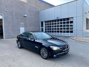 2011 Bmw 750 for Sale in Plano, TX
