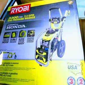 Ryobi Pressure Washer for Sale in Kissimmee, FL