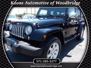 2017 Jeep Wrangler Unlimited for Sale in Woodbridge, VA