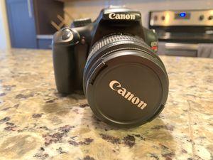 Cannon EOS rebel t3 for Sale in Pinellas Park, FL