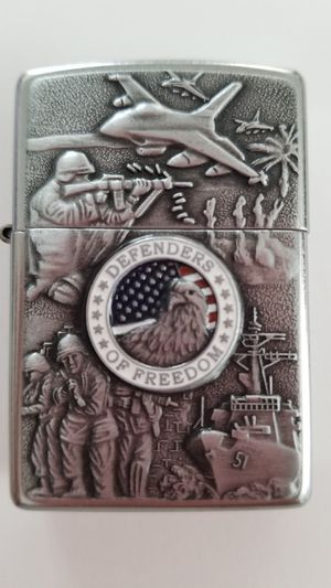 Joined Forces Zippo Lighter for Sale in Stockton, CA