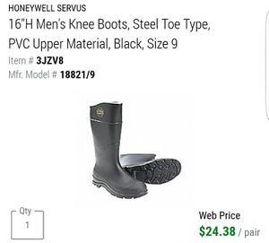 Rubber Boots(different size available) for Sale in Philadelphia, PA
