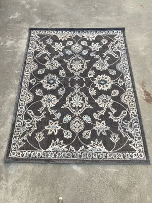 NEW!!! Never Used!!! Vegas Rug 5'x7' Look 👀 Pictures for details $35.00 for Sale in Azusa, CA
