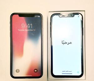 iPhone X AT&T 256GB **MINT CONDITION** for Sale in Arlington, TX