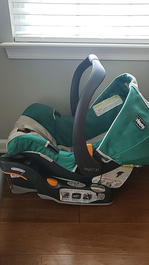 Chico Keyfit 30 Infant Car Seat. for Sale in Chesapeake, VA