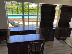 Ethan Allen Bedroom Set for Sale in Pompano Beach, FL