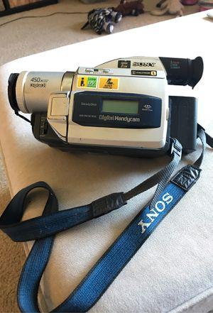 Sony Digital Handycam (Camcorder) for Sale in Santa Clarita, CA