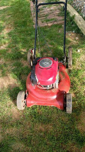 Lawn mower crasftman for Sale in MONTGOMRY VLG, MD