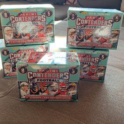Panini Contenders 2020 Football Cards Blaster Box for Sale in Marietta,  GA