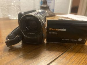 Panasonic video camera HD for Sale in Melbourne, FL