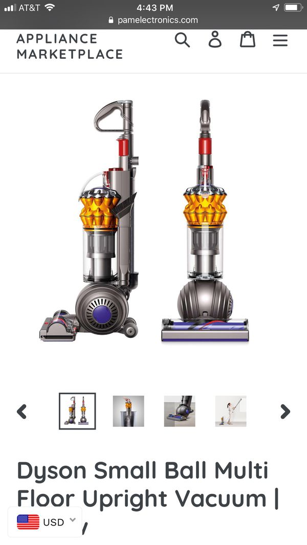 Used Dyson vacuum for sale