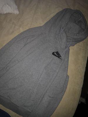 grey nike hoodie for Sale in Hayward, CA