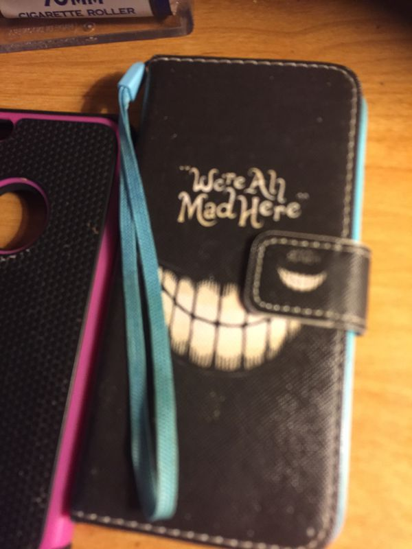 Lot 4 IPhone 6s cases including a morphie