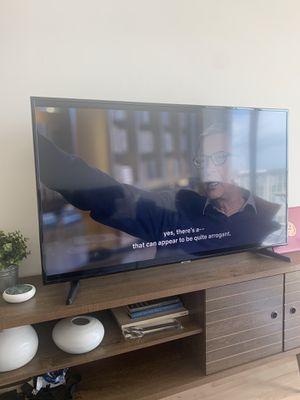 50 inch samsung smart tv 4K for Sale in Miami, FL