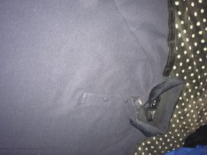 Dark blue Armani Exchange collar shirt for Sale in Washington, DC