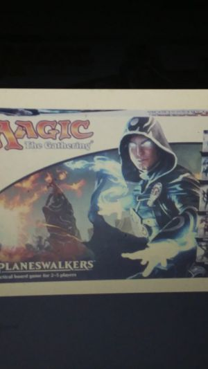 Magic the gathering board game for Sale in Los Angeles, CA