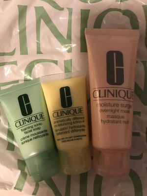 Clinique facial products for Sale in Austin, TX