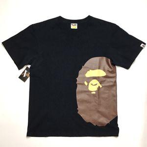 Bape A Bathing Ape Side Big Ape Head Black Tshirt Tee Size Extra Large XL for Sale in Tracy, CA