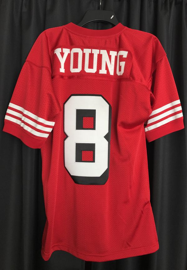 9402e15e New M&N 49ers Young Jersey Size Medium for Sale in Hayward, CA - OfferUp