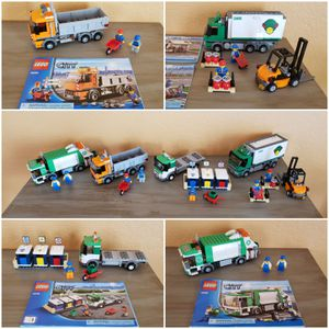 4 Lego City Sets with Minifigures- All for $60 or One for $20 for Sale in Pembroke Pines, FL