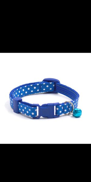 Small to medium dog or cat collars with GPS tracker for Sale in Gastonia, NC