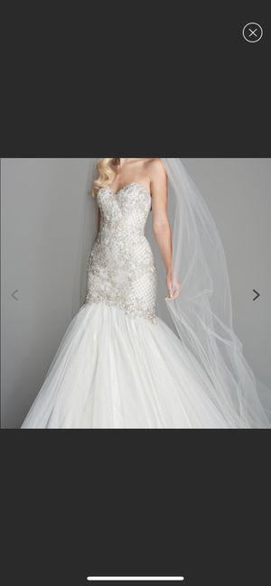 WToo Lindell wedding dress for Sale in Kirkland, WA