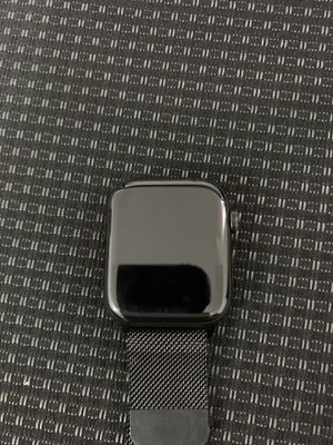 Black SS Apple Watch Series 5 44mm Cellular for Sale in New York, NY