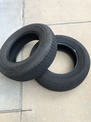 Tires 205 70 15 for Sale in The Colony, TX