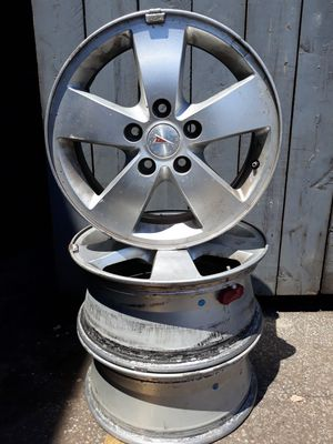 16 inches Pontiac Pontiac rims for sale for Sale in Cleveland, OH