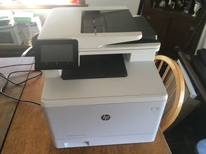 HP Color Laser Jet Pro MFP 477 for Sale in Cloquet, MN