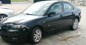 2008 Mazda 3 s 72,000 miles complete running parts car Good TITLE - $750 (Powell) for Sale in Shawnee Hills, OH