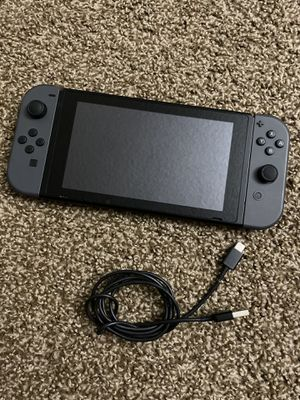 Nintendo Switch with USB Charger for Sale in Gorst, WA