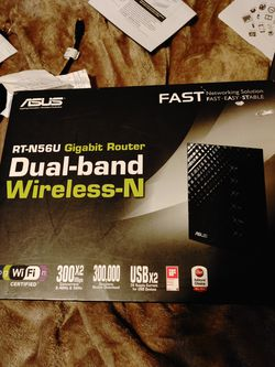 ASUS Router for Sale in Lynnwood,  WA