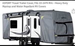 Rv ( travel trailer) cover for Sale in Austin, TX