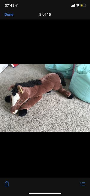 Horse Stuffed Animal for Sale in Torrance, CA