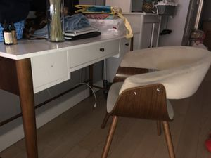 Used, Computer desk and Chair for Sale for sale  New York, NY