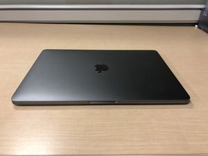 """Apple MacBook Pro Retina 13"""" 2018 Space Gray Core i5 and 256gb ssd LIKE NEW for Sale in Camp Hill, PA"""