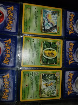Beedrill Base set pokemon cards for Sale in Vancouver, WA