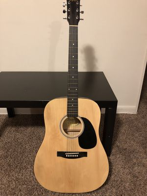 Squier fender acoustic for Sale in Bristol, PA