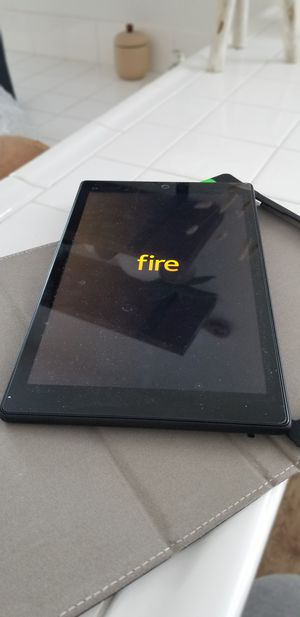 Amazon fire hd 10 for Sale in North Las Vegas, NV