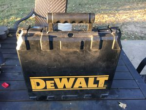 DeWALT DW928K-2 Cordless Drill Heavy Duty Carrying Case for Sale in Dayton, OH