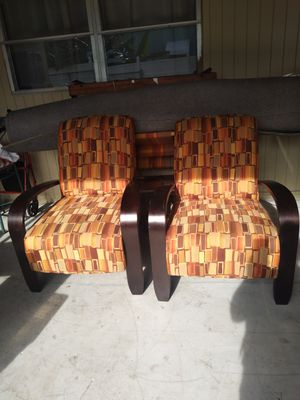 Two comfortable chairs for Sale in Boca Raton, FL