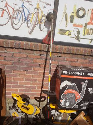 Rexmax bcz260ts gas trimmer for Sale in Brockton, MA