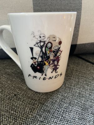 Nightmare Before Christmas coffee mug for Sale in Grafton, WI