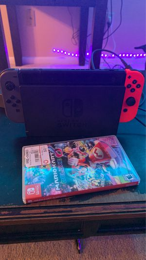 Nintendo Switch with Super smash bros game for Sale in State College, PA