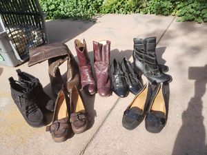 Womens boots for Sale in Arvada, CO
